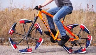 Το ποδήλατο του παπά